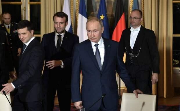 Путин перехватил инициативу у Зеленского, пригласив его в Москву