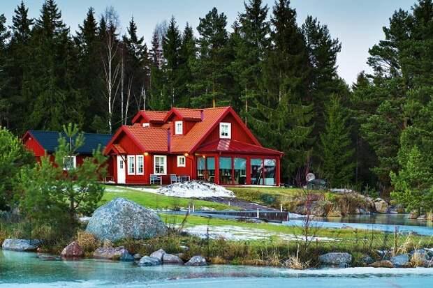 7 обманчивых мифов про деревянные дома
