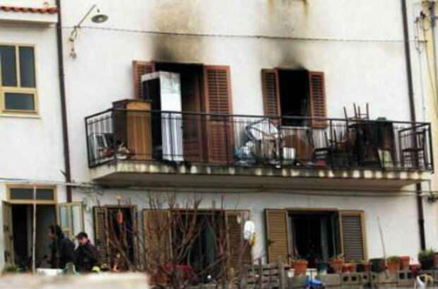 В городе возобновились случаи самовозгорания_4