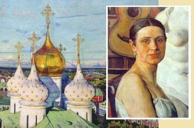 Картины художника, который 60 лет любил одну женщину и один город