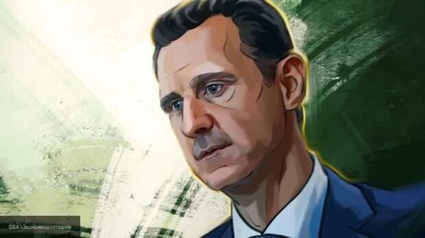 """Россия поддержит Асада в борьбе против американских санкций и """"закона Цезаря"""""""