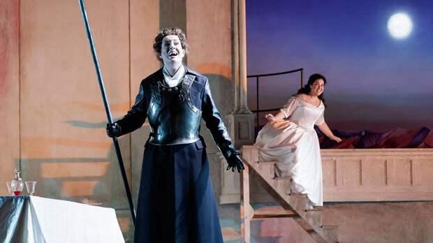 Шекспировские страсти по Генделю: в Большом состоялась премьера «Ариоданта»