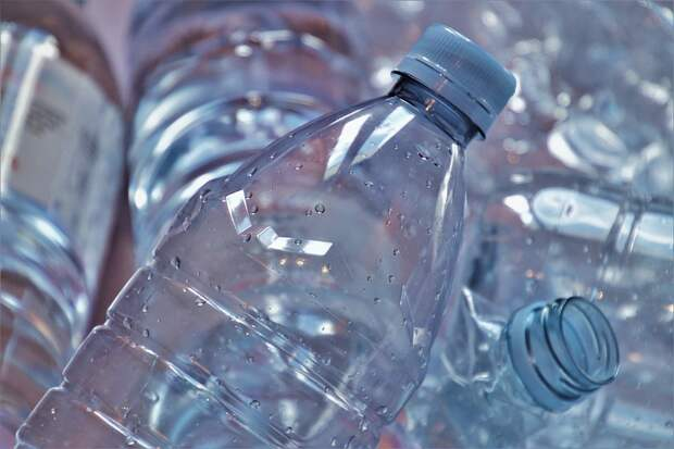 Бутылка, Пластик, Участвуя В, Обработка, Переработка