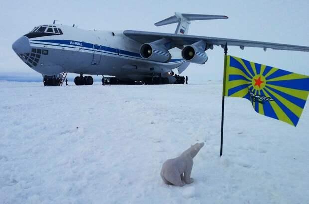 Россия взяла Арктический регион под полный контроль