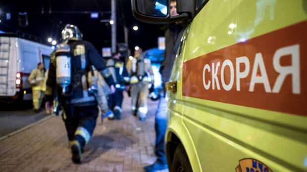 Спасатели нашли тела трех детей и двух взрослых на месте пожара под Саратовом