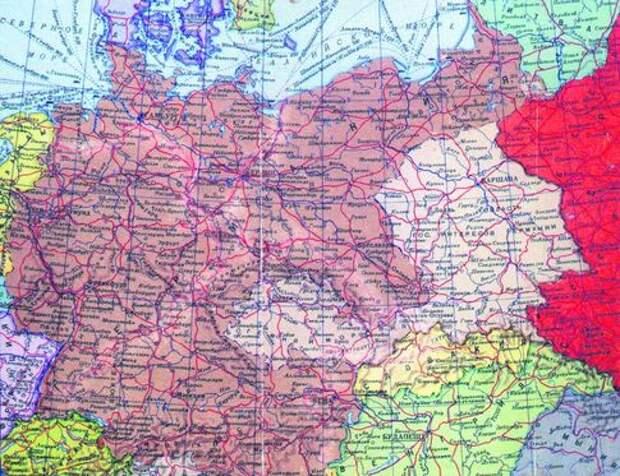 Дары Украине Молотова—Риббентропа
