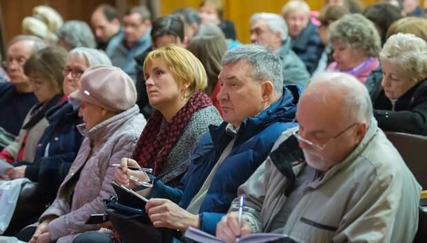 Общественные обсуждения прокладки канализации начнутся в Подольске 27 марта