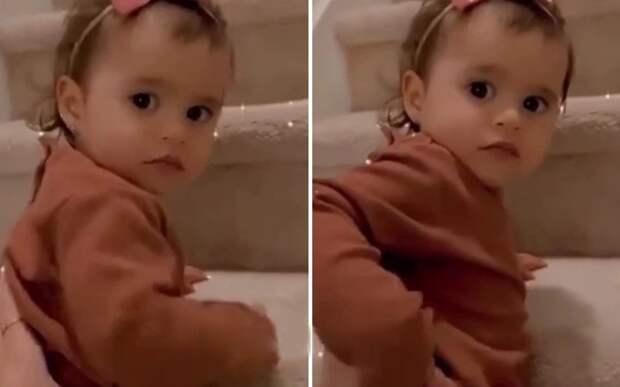 «Руки убрала»: девочка отказалась от помощи мамы и заставила Сеть хохотать