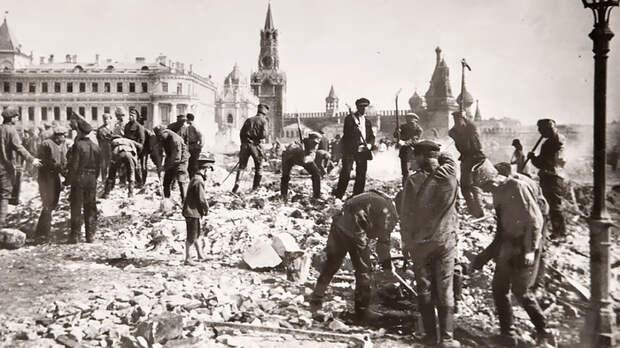 Как партия большевиков первый раз признала себя банкротом: Военный коммунизм и введение НЭПа
