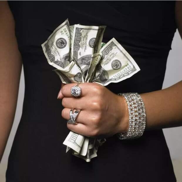 Психолог назвал причины, которые мешают разбогатеть, особенно, если вы женщина