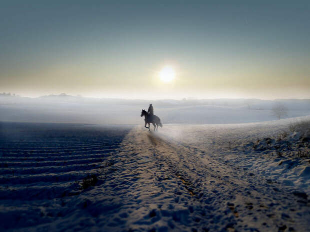 winter by Estrella Esteve on 500px.com