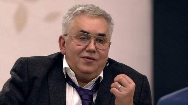 Садальский высказался о Мирославе Карпович и ее парне: Хочу поздравить этого молодого человека