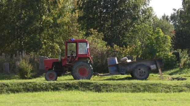 Интерес к сельхозтехнике в России активно растет