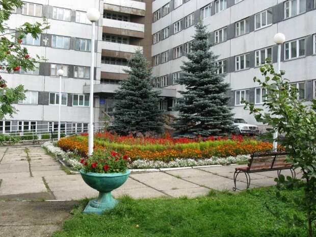 Главврач красноярского госпиталя выпала из окна своего кабинета