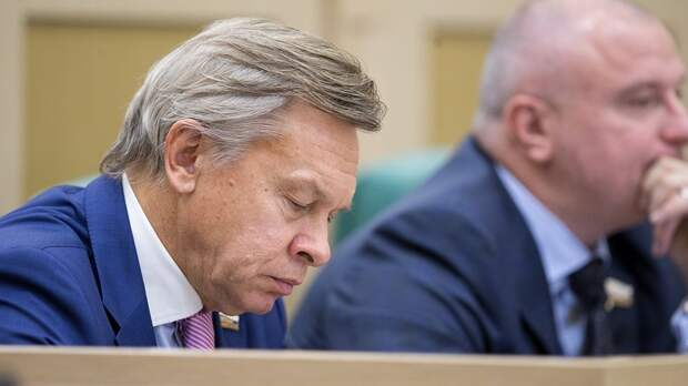 Пушков назвал три варианта развития событий для российской делегации в ПАСЕ