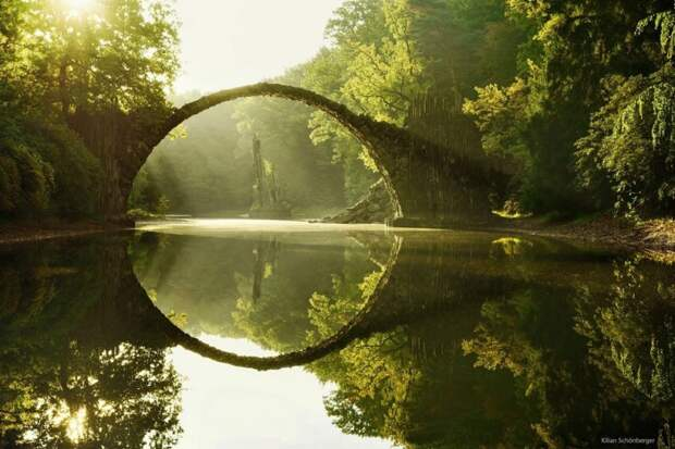 22 удивительных пейзажа, вдохновленных сказками братьев Гримм