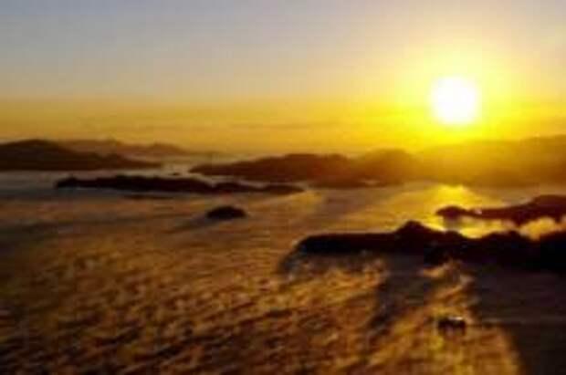 Морские туманы горы Фудэкагэ