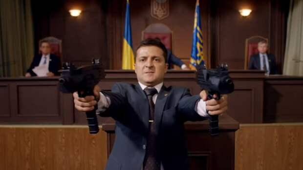 Враги народа: Верховная рада Украины «пробила дно»