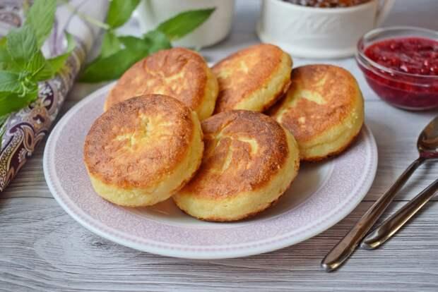 Сырники - твой любимый завтрак!
