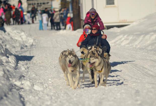 Зимний отдых. Рассказываем, чем туристы могут заняться в горах Адыгеи