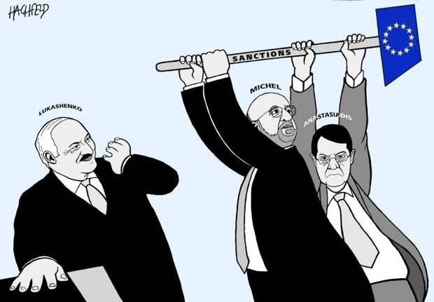 Британия и Канада ввели санкции против Белоруссии