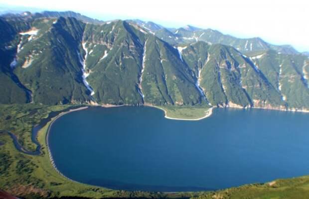 Озеро Калыгирь скрывает подводную базу НЛО?