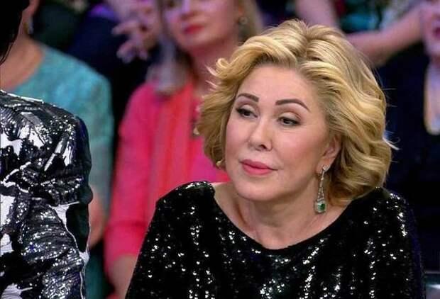 Любовь Успенская: Психологически Татьяна не справляется самостоятельно с болезнью