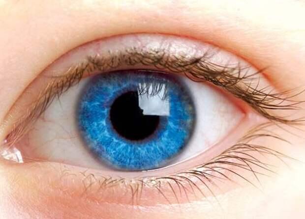 Идентификация по радужке глаза заменит ключ зажигания