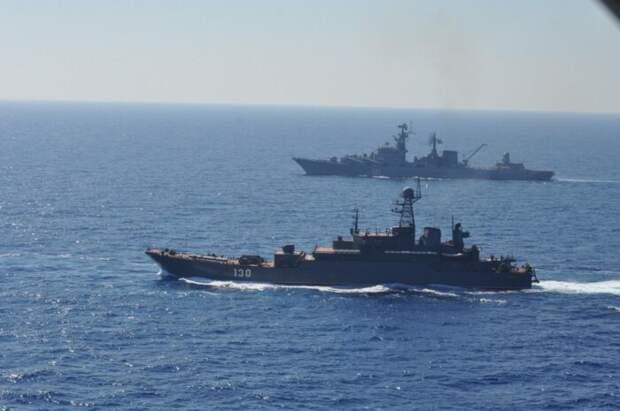 Британские истребители F-35 намеревались атаковать корабли Черноморского флота