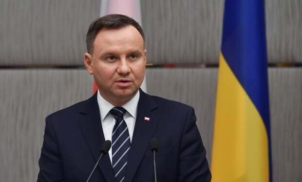 Польша негодует: президент страны выкрикивает бандеровские лозунги