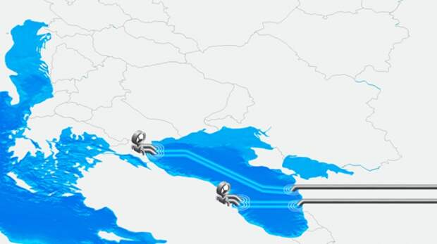 Президент Сербии Александр Вучич официально запустил сербскую часть «Турецкого потока»