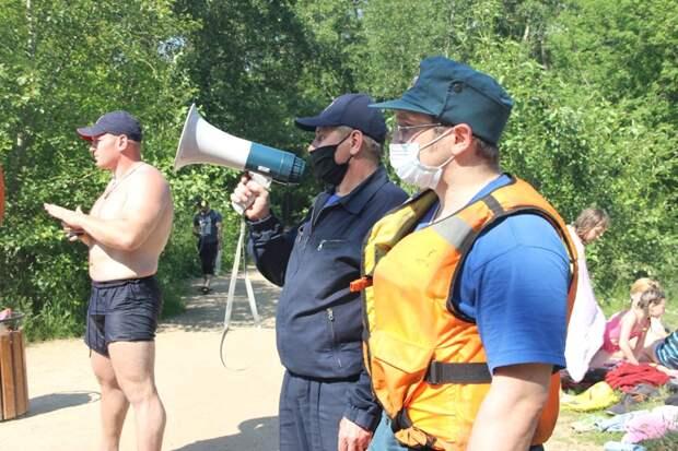Спасатели приступили к патрулированию зон отдыха в САО