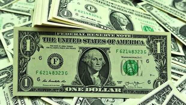 Курс доллара поднялся выше 72 рублей