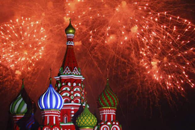 На празднование Дня города в Москве из бюджета выделили рекордные 740 млн рублей