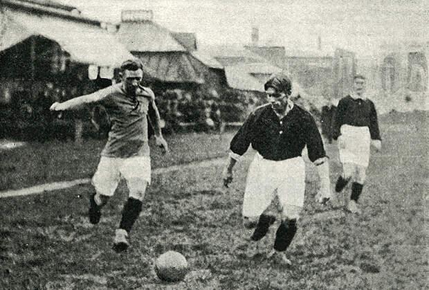 5 фактов о том, как из-за пьяниц и революционеров в России начали играть в футбол