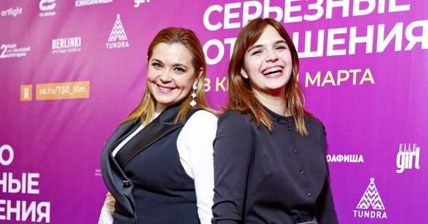 Пегова и Робак представили романтическую комедию