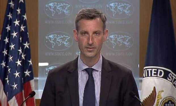 США обвинили Россию в провокациях на украинской границе и потребовали объяснений