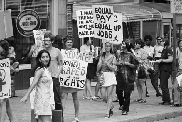Исторические фотографии о женщинах, которые меняли мир (52 фото) -  43