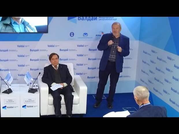 Андрей Быстрицкий о пандемии коронавируса и работе клуба «Валдай»