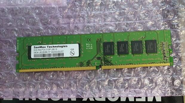 Память DDR4 появилась в продаже