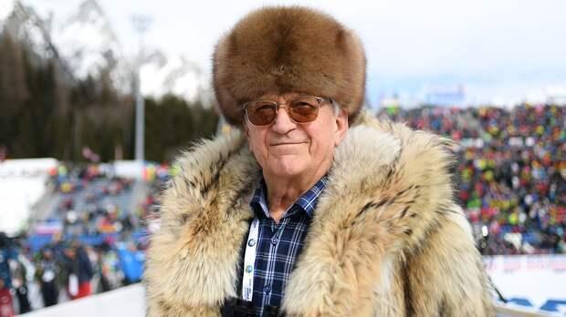 Тихонов — о победе Логинова: «Если у этих балбесов хватит ума давать больше отдыхать спортсменам, результат будет»