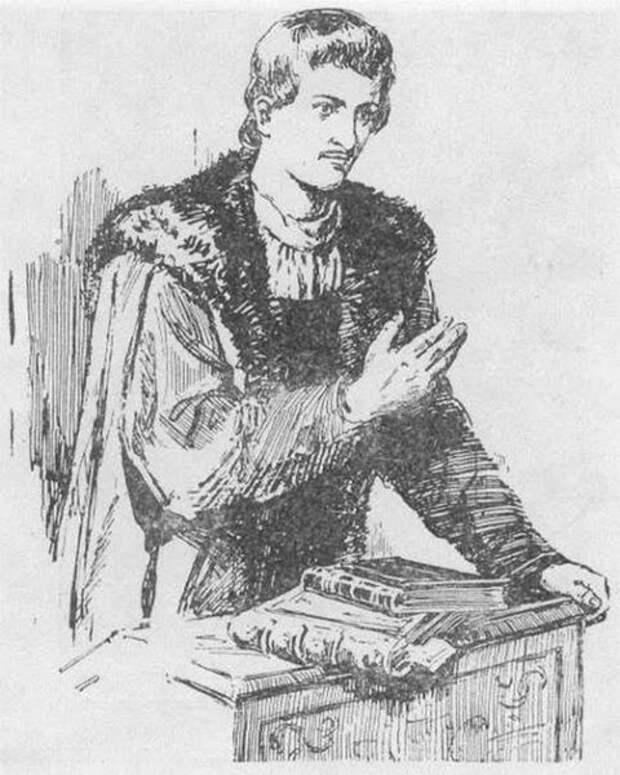 Джордано Бруно - философ-еретик