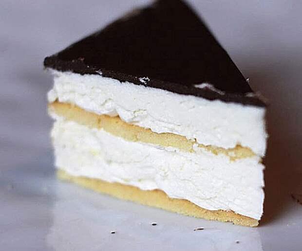 Торт Птичье молоко: рецепт профессиональный - без манки и желатина.