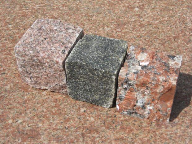 Что такое гранит и из чего он состоит