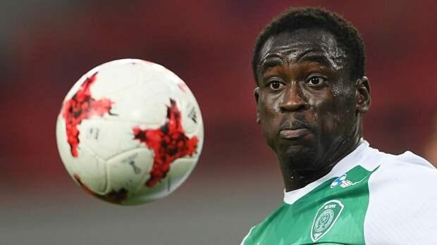 "Сбежавший форвард ""Ахмата"" Мбенг нашелся. Сенегалец извинился и уехал в аренду в минское ""Динамо"""