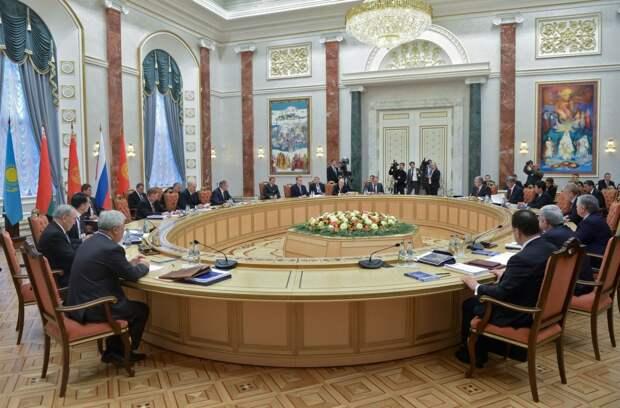 ЕАЭС – важный элемент Большого евразийского партнёрства