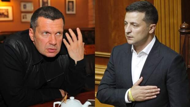 Соловьев раскрыл план Запада по развалу Украины