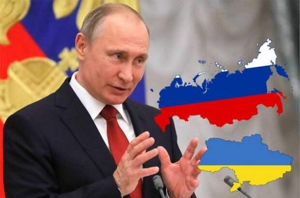 Вопрос решён! Путин обозначил стратегический план по ликвидации оккупационного «Куевского режиму»