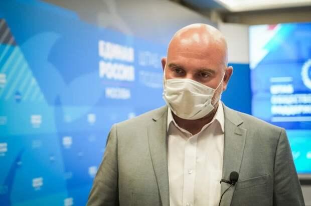 Тимофей Баженов: «Промпредприятия обяжут соблюдать квоты по вредным выбросам»