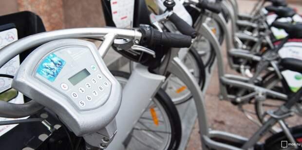 Три пункта проката велосипедов заработали в Свиблове